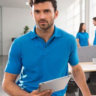 PRO RTX Pro Pique Polo Shirt