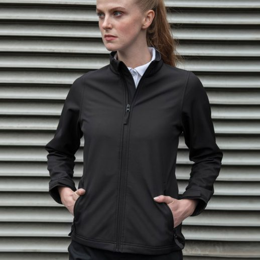 PRO RTX Ladies Pro Two Layer Soft Shell Jacket
