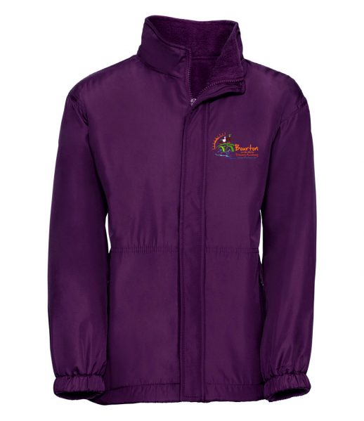 Bourton On The Water Primary Academy Reversible Jacket 1