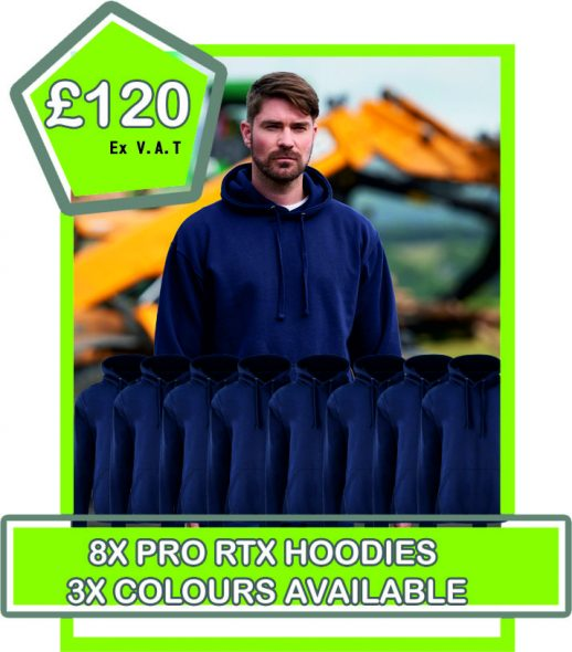 Pro RTX Hoodie £120 Deal 1