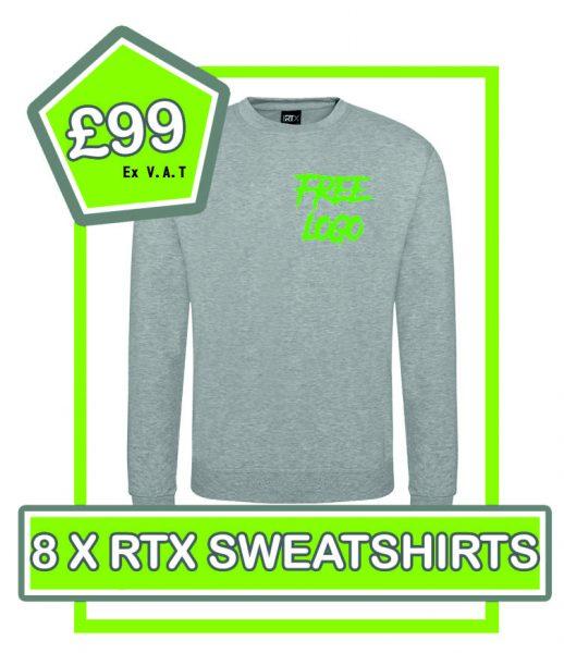 Pro RTX Sweatshirt £99 Deal 1