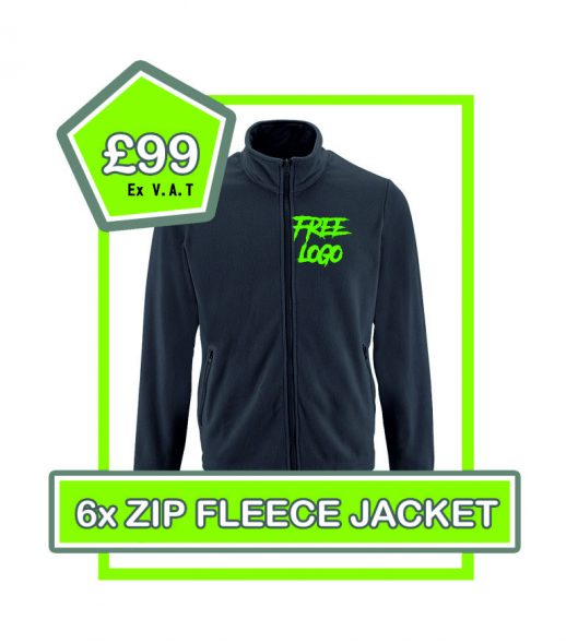 Sols Zip Fleece £99 Deal 1