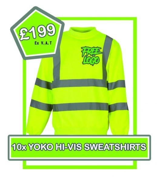 High Hiz Sweatshirt £199 Deal 1